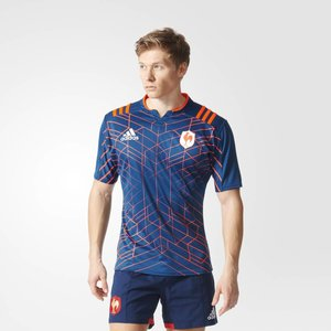 Adidas rugbyshirt Frankrijk