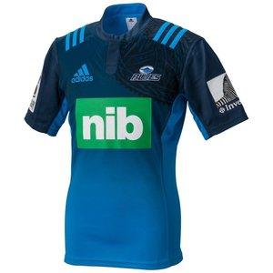 Adidas Blues Home replica shirt