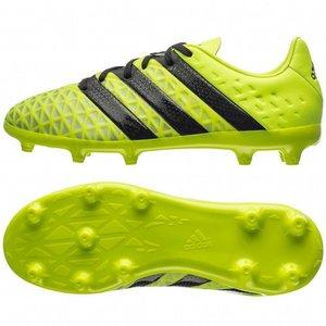 Adidas Ace 16.1 FG J Groen Maat 38 / size 5