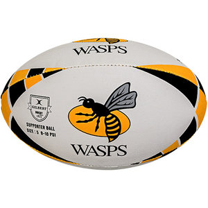 Gilbert rugbybal London Wasps