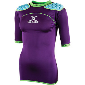 Gilbert Rugby Bodyprotector Dames Atomic Zenon
