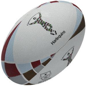 Gilbert rugbybal Harlequins