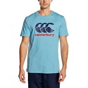Canterbury T-shirt met logo