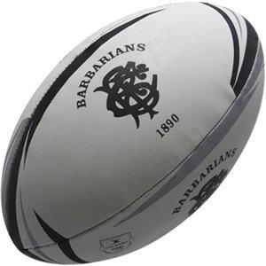 Gilbert rugbybal Barbarians