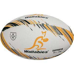 Gilbert rugbybal Australia supporter