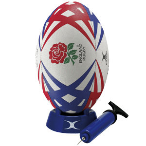 Gilbert Rugby Starterspack England