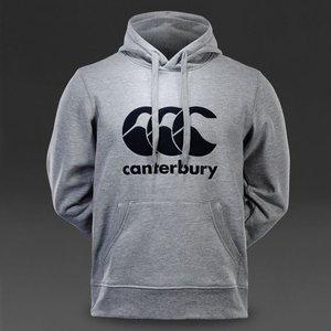 Canterbury Hoodie Grijs gemailleerd