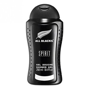 Rugby Distribution All Black shampoo
