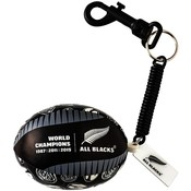 Rugby Distribution All Blacks Sleutelhanger Bungee bal