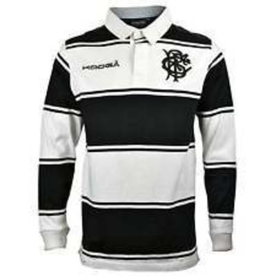 Kooga Barbarians Classic Long Sleeve Rugby Shirt