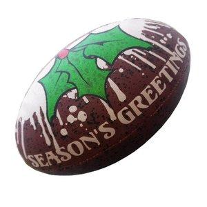 Gilbert rugbybal Christmas