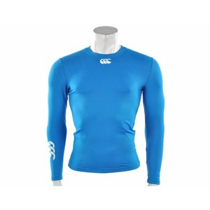 Canterbury Baselayer ess. Lange mouw Bluebell
