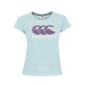 Canterbury T-shirt Logo Dames