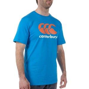 Canterbury Tee Shirt met logo