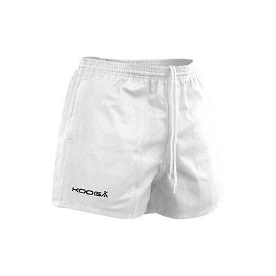 Kooga Murrayfield Shorts wit/blauw/zwart