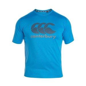 Canterbury Vapodri Poly logo tee