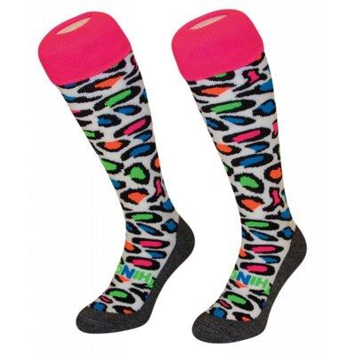 Hingly sokken Pantermotief