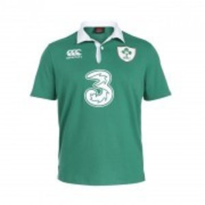 Canterbury rugbyshirt Ierland Old style