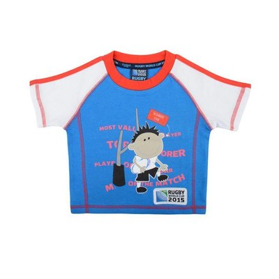 Rugby T-shirt kids WC 2015