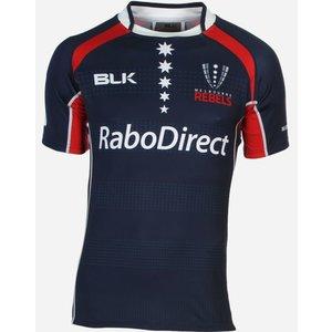 BLK Rugby shirt Melbourne Rebels