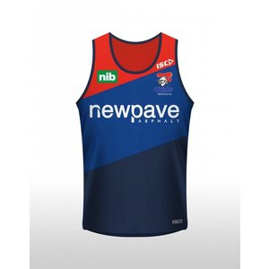 ISC Singlet Newcastle Knights.