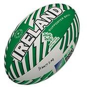 Gilbert Ierland Bal WK 2007