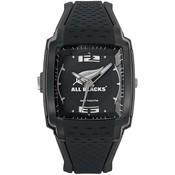 All Blacks All Blacks Horloge Scrum zwart