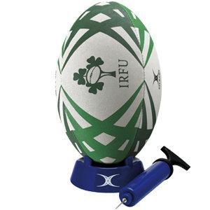 Gilbert Rugby Starterspack Ierland Groen 4