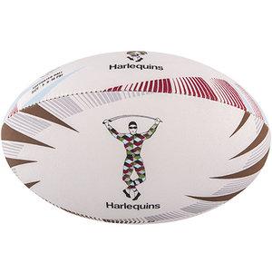 Gilbert Rugby bal mini Harlequins