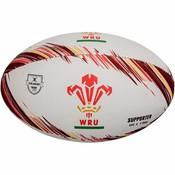 Gilbert Rugby bal Wales mini