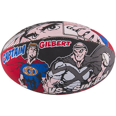 Gilbert Rugby Bal Super Hero