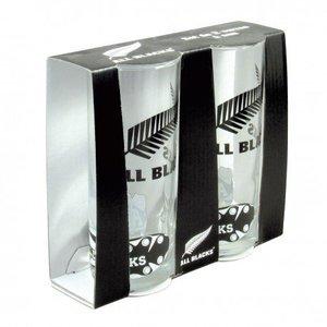 All Blacks All Blacks glazen (verpakking 2 stuks)