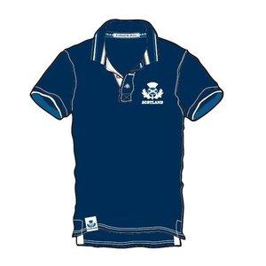 Rugby Distribution Schotland Pique Polo heren