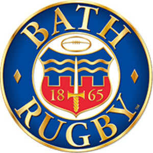 Gilbert Rugby bal Bath maat 4