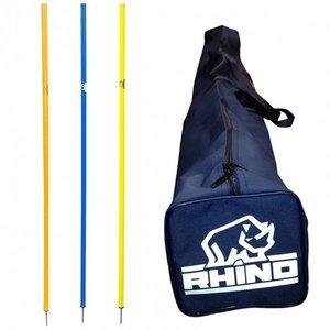 Rhino Trainingspalen incl tas
