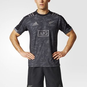 Adidas Performance trainingsshirt Maori print