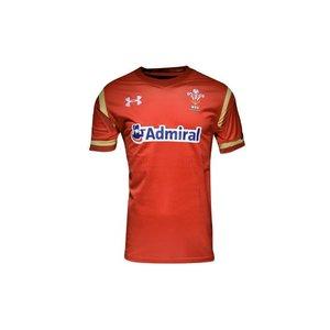 Under Armour Wales wedstrijdshirt