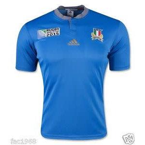 Adidas Italië wedstrijdshirt WK 2015 kids
