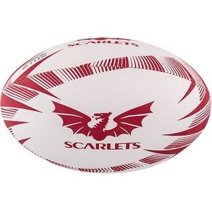 Gilbert scarlets Supporterbal