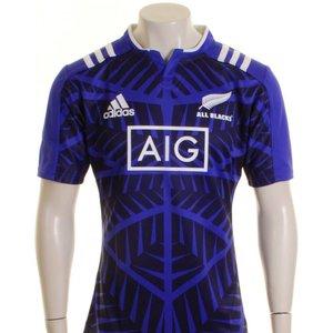 Adidas All Blacks print blauw