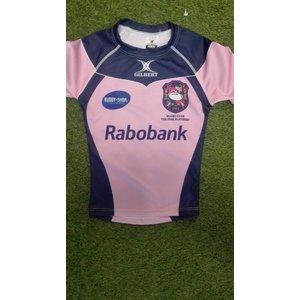 Gilbert Pink Panthers wedstrijd shirt
