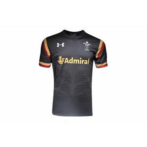 Under Armour Wales rugby shirt kids