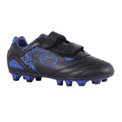 Optimum Rugby Schoen met klittebandsluiting Blauw