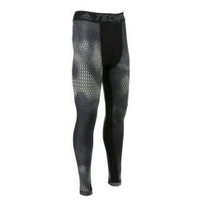 Adidas TECHFIT CHILL GRAPHIC LONG TIGHTS Heren