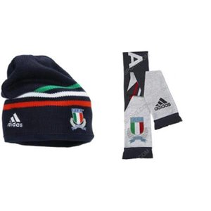 Adidas Italië Muts en Sjaal