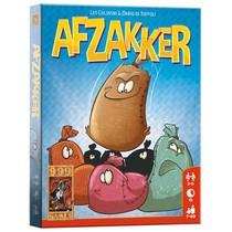 999 Games - Afzakker - 7+