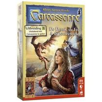 999 Games - Carcassonne - De draak, de fee en de jonkvrouw - 7+
