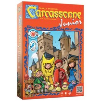 999 Games - Carcassonne - Junior - 4+