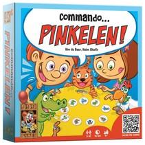 999 Games - Commando pinkelen