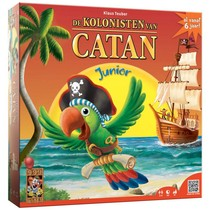 999 Games - De kolonisten van Catan - Junior - 6+